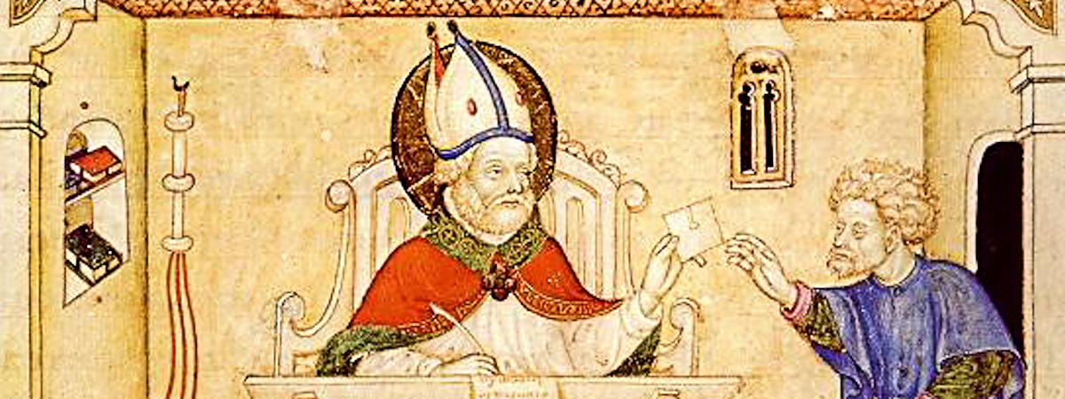 st ambrose of milan s life a General audience of 24 october 2007: saint ambrose of milan  the faithful deacon who wrote his life at st augustine's suggestion,.